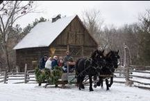 Holidays at Old World Wisconsin