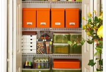 Organize / Home organization.