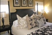 Ideas: Master Bedroom & Bath / by Amy L. Henriksen