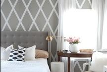 Ideas: Wall Decor & Treatments / by Amy L. Henriksen