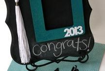 graduation / manualidades graduación bb / by blanca