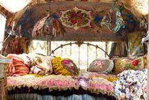 Gypsy wagon / by Mackenzie Marshall