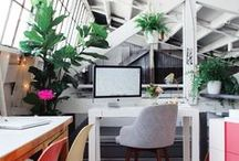 BLE Marketing Office Makeover  / Lets collaborate on how to re-decorate the most creative office around...  / by Anna R. Williams