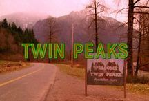 Where I belong. / Twin Peaks / by Laura Pazmer