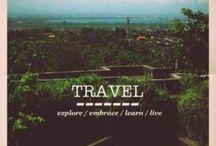 Travel / by Amanda Larkins