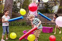 Summer activities / Fun for kids.