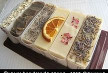 Super Soap / Home made soaps / by Jacquelyn Pendergraft