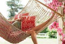 Summer breeze / Cool ideas for lazy summer days
