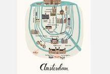 Amsterdam bakeries & breakfast & lunch spots / The best bakers in Amsterdam