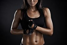 Fitness / Shoot ideeën