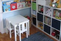 House Play Room / by Thearadise Beaver