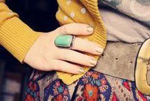 Pattern, pattern...mix it up! / Fashion