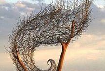 Art - Sculptures & Installations