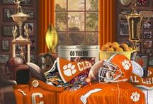 Clemson Stuff / Products and images from Clemson University. #Clemson