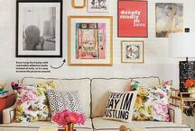 Decorate / Apartment & Room Ideas / by Grace Porter