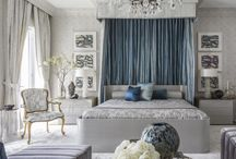 Beds and bedrooms to dream of / Of all the rooms we live in, bedrooms reveal the essence of who we are. I love looking at bedrooms - romantic, functional, eclectic, bold, eccentric, minimalist, over the top - they all fascinate me.
