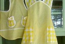 Sewing Accessories & Quilts / Apron, gifts, quilts & More to Sew.....