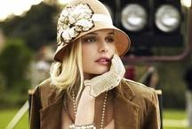 Vintage/Retro Portrait Inspiration / Stylish, fashionable looks from yesteryear
