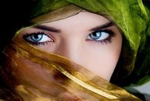 Eyes! / The eyes tell the story