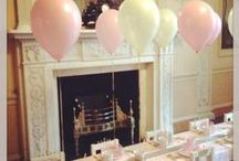 Les Enfant Parties / In this board you will find a collection of photos of parties that we have styled and designed in and around London, enjoy xxx