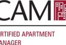 Apartment Industry Education / by National Apartment Association