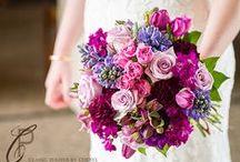 Weddings / Beautiful wedding floral arrangements I've created.
