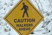 Walkers / by Becky D
