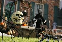 Spooky Outdoor Decor / by Goodsmiths