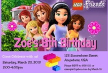 Lego - Girls Party