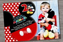 Jacksons 2nd Birthday... / Ideas for Jacksons 2nd birthday