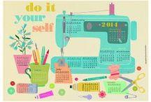 inspiração | DIY / { ideias, ideias e mais ideias } / by Cris Borrego