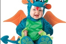 The cute side of Halloween / toddler and infant costume