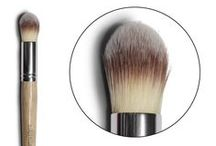 Ricky's Paintbrushes / Our exclusive line of professional makeup brushes -- paint a masterpiece every time!