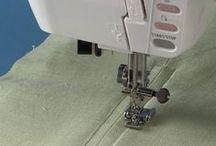 Project: Sewing Machine & Fabric / For sewing projects I should undertake