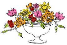 Ƹ̵̡Ӝ̵̨̄Ʒ. flores. / { flores e afins } / by Cris Borrego