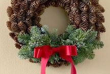 Holiday: Wreaths! / Wreaths for all seasons