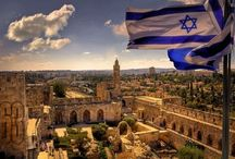 I LOVE ISRAEL / There is something indescribable about Israel, the land God chose for His people. Jerusalem is the eternal capital of Israel.