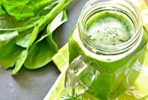 juice / healthy and nutritious homemade fruit and vegetable juices