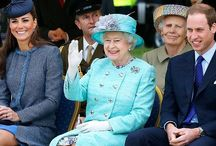 British Royal Family / British Royal Family. I have been an ardent Royalist my whole life. The Queen is one of my heroines. I am awed by her discipline and the life of service she has lived.
