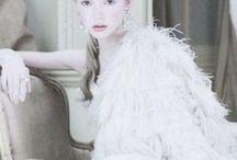 Marie Antoinette - Winter White Inspiration