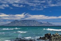 STUNNING SOUTH AFRICA / Land of my birth. The rainbow nation. More flora than any place on earth. Sea, bush, the Big Five, mountains. The kingdom of the Zulu.