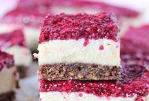 desserts / nutrient-dense healthy desserts using a variety of superfood ingredients