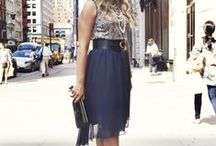 NYC Street Style / Inspiration from the streets of our hometown.