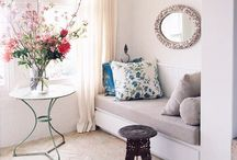 Gorgeous spaces, places, nooks / These can be reading nooks, an area that defies description, or simply a lovely place or space.