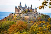 GLORIOUS GERMANY / My favourite part of Germany is Bavaria because it is so beautiful and old world. I am fond of most things German except the food. I love their Christmas traditions.
