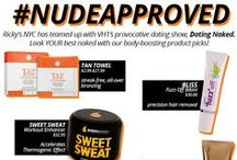 TRENDING: #NudeApproved / Ricky's NYC has teamed up with VH1's provocative new dating show, 'Dating Naked'. Look YOUR best naked with our body-boosting product picks... / by Ricky's NYC