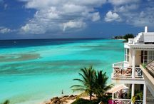 COLOURFUL  CARIBBEAN/MEXICO / I'm mad about the Caribbean, and am tired of only pinning on a group board. I have added Mexico because it is so colorful and the coast is beautiful.