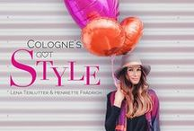 "My Book / My first fashion book ""Cologne´s got Style"""