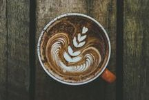 Espresso Drinks/Latte Art / Espresso-based coffee drinks, shots, and other cool things