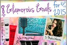#GlamGoals: Glamorous Goals for 2015 / A new year means a new you! Ricky's NYC wants to help you look good and feel good for 2015. Check out our 8 Glamorous Goals for 2015. #GlamGoals http://www.rickysnyc.com/now-trending/glamorousgoalsfor2015.html
